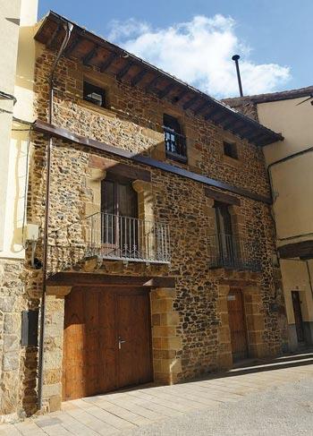 La posada de mosqueruela mosqueruela teruel espa a - Casas rurales portugal ...