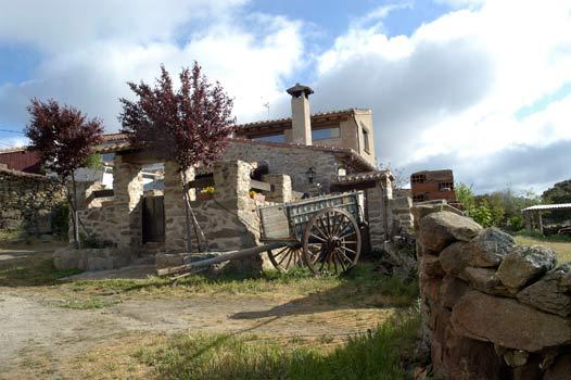 Casa rural la fragua santa mar a de los caballeros vila espa a casas rurales apartamentos - Casa rural para 2 ...