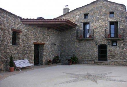 Cal soldat castell de mur l rida espa a casas rurales - Casas rurales portugal ...