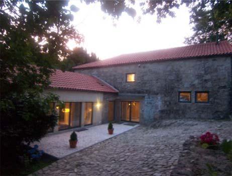 Casa do rio Vez