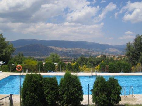 La casona del valle garganta de los montes madrid - La casona del jardin ...
