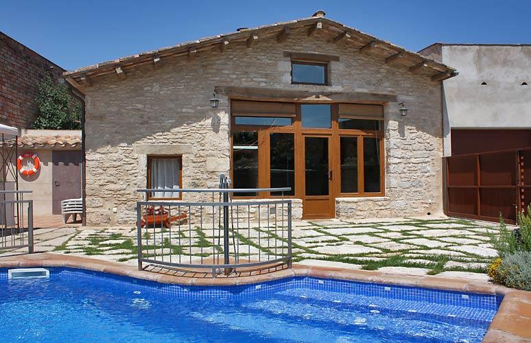 Casa Rural con Encanto La Cabanya