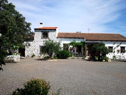 Cortijo rural san alvaro villanueva del duque c rdoba - Casas rurales portugal ...