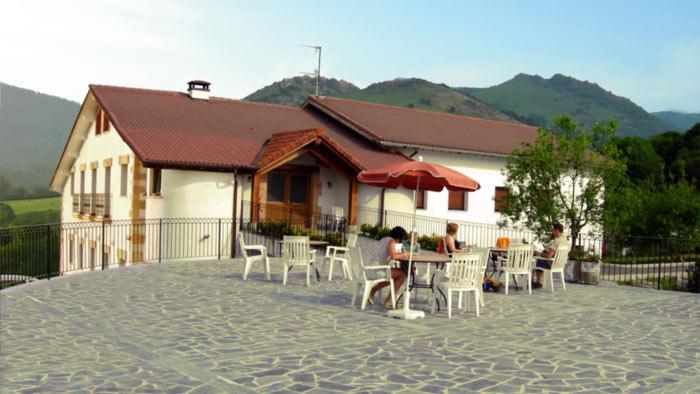 Casa Rural Enbutegi