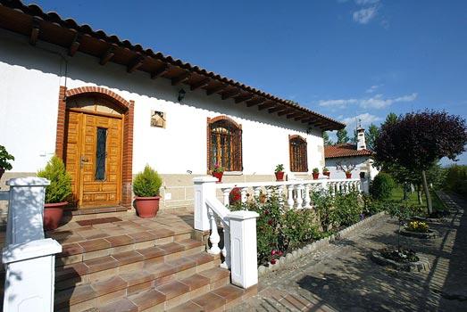 Alojamientos hoteles y casas rurales en salamanca turismo rural y ecoturismo - Casa rural salamanca jacuzzi ...
