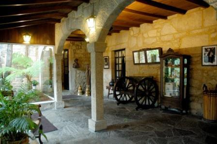 Hotel Gastronomico Casa Rosalía