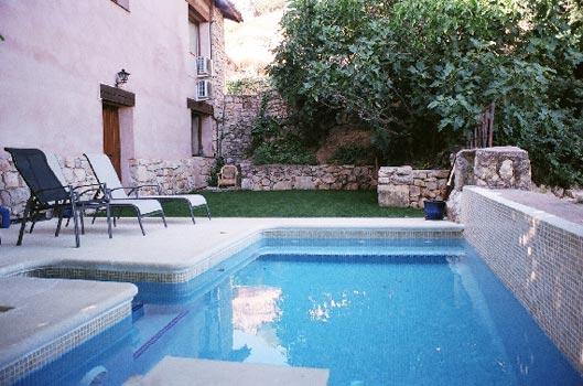 Hotel rural spa cardamomo sig enza siguenza guadalajara - Hoteles con encanto siguenza ...