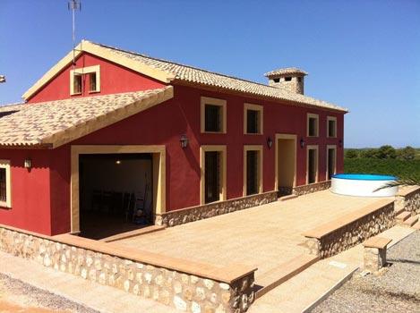 Casa rural pinoscalzo pilar de la horadada alicante - Casas rurales en lisboa ...