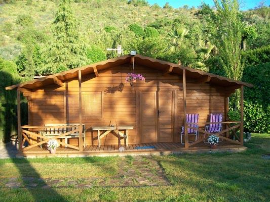 Casas las canteras cuevas bajas m laga espa a casas - Casas rurales de madera ...