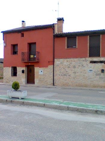 Casa rural valle del duero langa de duero soria espa a casas rurales apartamentos rurales y - Casa rural valle del duero ...
