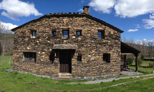 Casa Rural La Pizarra Negra