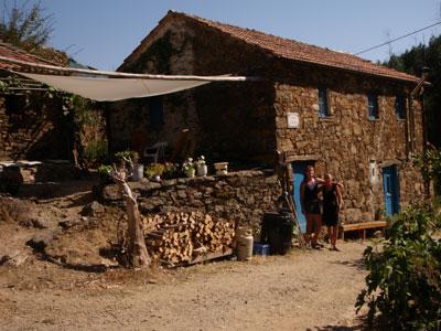 Agro turismo quinta da fonte figueiro dos vinhos pinhal - Casas rurales portugal ...