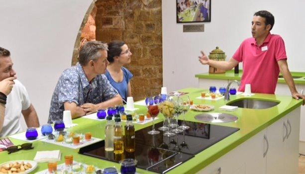 Centro de Interpretación Olivar y Aceite Provincia de Jaén