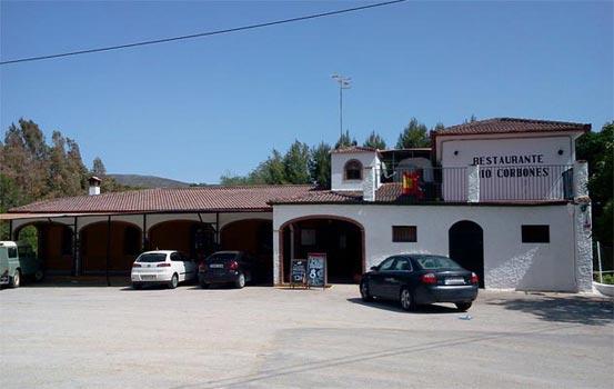 Restaurante r o corbones olvera c diz espa a casas - Casas rurales portugal ...