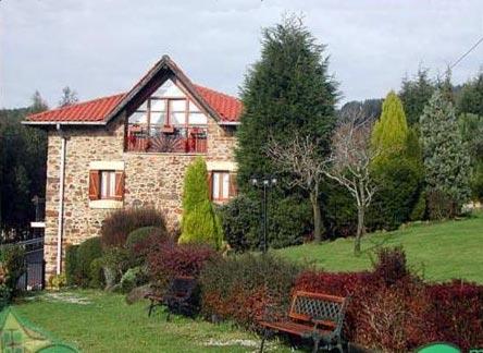 Casa rural urrezko ametsa sopuerta vizcaya espa a - Casas rurales portugal ...