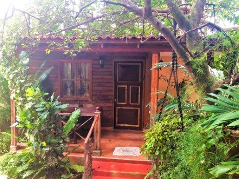 Cabaña de Obel y Yoli