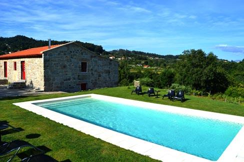 Quinta do olival arcos de valdevez minho lima portugal casas rurales apartamentos rurales y - Casas rurales norte de portugal ...