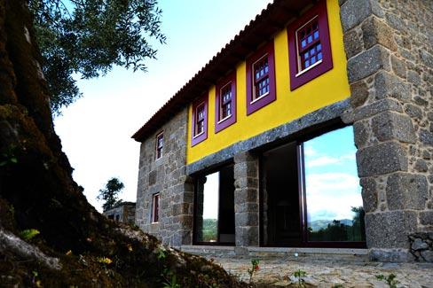 Quinta do olival arcos de valdevez minho lima portugal - Casas rurales portugal ...