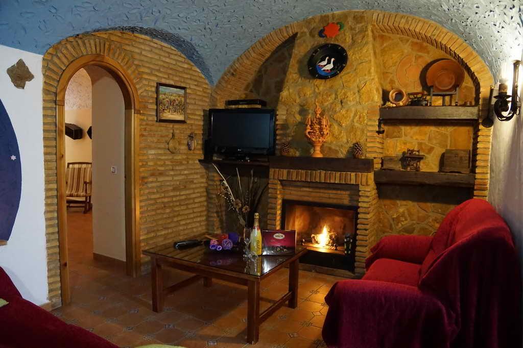 Cueva santi hinojares ja n espa a casas rurales - Casas rurales portugal ...
