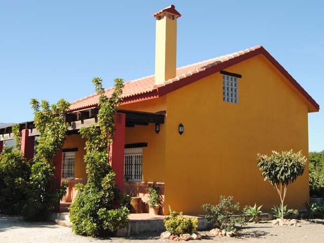 Casa zamorilla alhaur n de la torre m laga espa a - Casas rurales portugal ...